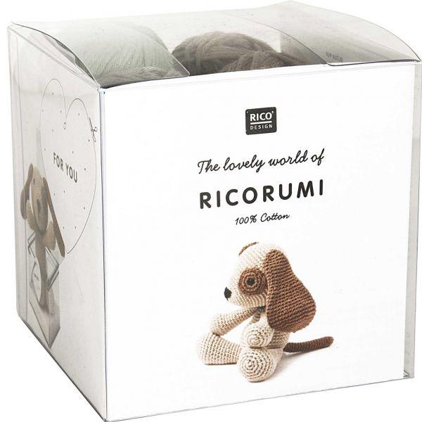 RICORUMI SET PUPPIES HUND
