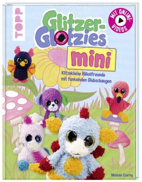 """TOPP Glitzer Glotzies """"mini """""""