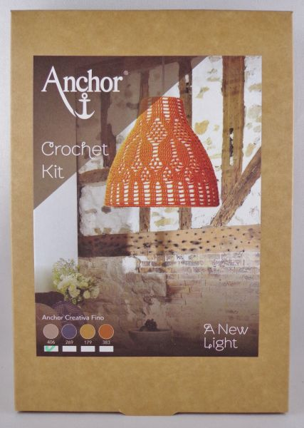 Anchor Crochet Kit A New Light 406